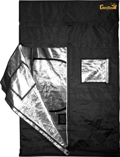 gorilla grow tent with adjustable height & Lowest Height Grow Tents - The Best Short Grow Tents | Smart Grow ...