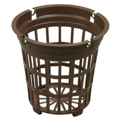 General Hydroponics Net Cup Planter, 3-Inch, Bag of 100 Grow Tent Accessories