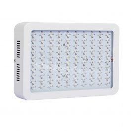Galaxyhydro LED Grow Plant Light 300w Greenhouse Indoor Hydroponic Grow Lighting 9 Band Grow Lights