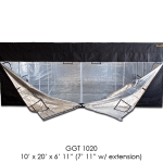 Lowest Height Grow Tents – The Best Short Grow Tents