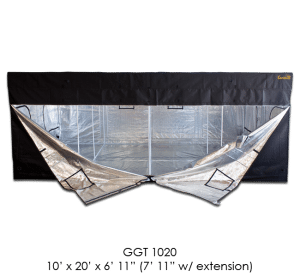 The Definitive 10×20 Gorilla Grow Tent Review