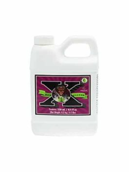 Advanced Nutrients 2340-12 Bud Factor X Fertilizer, 250 mL, 0.25 Liter, Brown/A