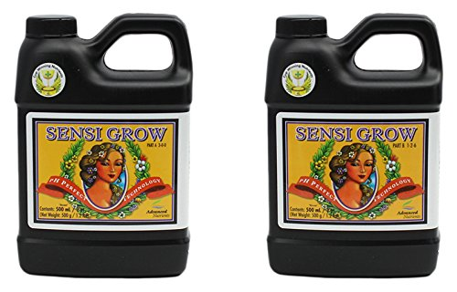 Advanced Nutrients pH Perfect Sensi Grow Part A+B Soil Amendments