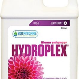 Botanicare BCNSHPB8 8-Ounce Hydroplex Bloom Supplement for Plants Grow Tent Accessories
