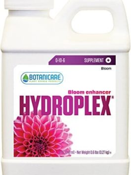 Botanicare BCNSHPB8 8-Ounce Hydroplex Bloom Supplement for Plants