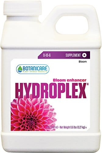 Botanicare BCNSHPB8 8-Ounce Botanicare Hydroplex Bloom Supplement for Plants