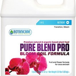 Botanicare BCPBPSQT 1-Quart Pure Blend Pro Soil for Plants Grow Tent Accessories
