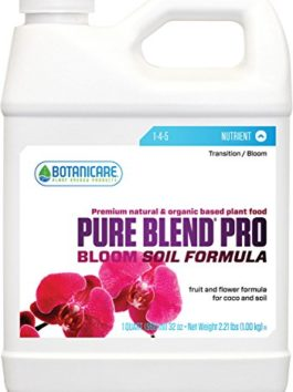 Botanicare BCPBPSQT 1-Quart Pure Blend Pro Soil for Plants