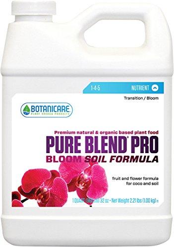 Botanicare BCPBPSQT 1-Quart Pure Blend Pro Soil for Plants Grow Tent Accessories