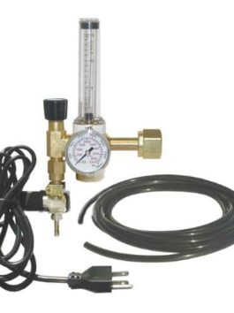 Cap REG-1 CO2 Grow Plant Regulator/Flow Gauge Valve