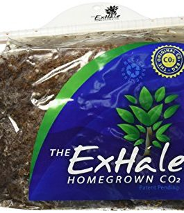 Exhale – Homegrown CO2 for Your Indoor Plants