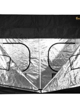 Gorilla Grow Tent GGT59, 5′ x 9′ Grow Tent, 5 by 9 by 6-Feet/11-Inch, Black