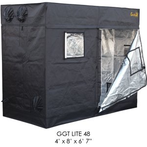4' x 4'  Adjustable Height Grow Tents