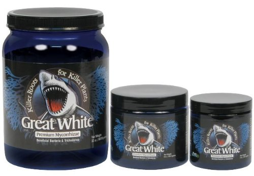 Great White Mycorrhizae 8oz 720315 Grow Tent Accessories