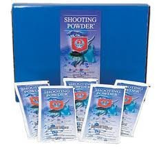 HG SHOOTING POWDER 5 SACHET Grow Tent Accessories