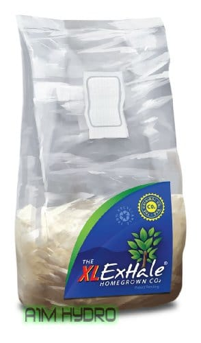 Homegrown Exhale XL Co2 Bag Indoor Gardening Roots & Foliage Mushroom Bags