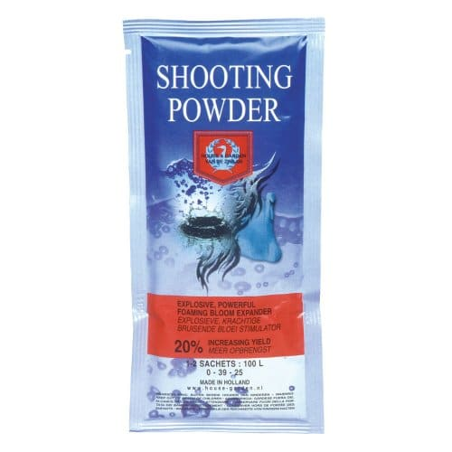 House & Garden Shooting Powder – Sachet Grow Tent Accessories