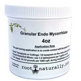 Root Naturally Endo Mycorrhizae - 4 Oz Grow Tent Accessories