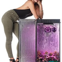 Dealzer 6 Plant LED Hydroponics Grow Box Grow Tent Accessories