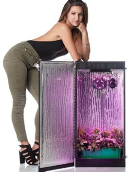 Dealzer 6 Plant LED Hydroponics Grow Box
