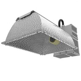 VIVOSUN 315W Ceramic Metal Halide CMH/CDM Grow Light Fixture w/No Bulb, ETL Listed, High-Reflectivity Vega Aluminum Hood… Grow Lights