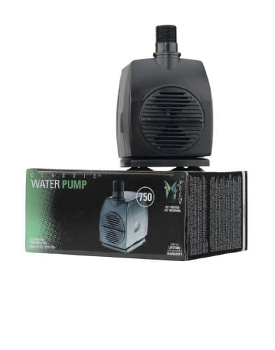 EZ Clone EZWP-750 750 Plant Cloning Equipment, 700 GPH Pond-Water-Pumps, Natural Grow Tent Accessories