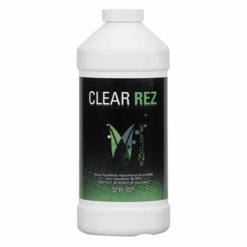 Ez-Clone Clear Rez Quart Grow Tent Accessories