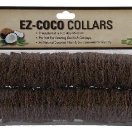 EZ Clone EZ-Coco Collars - 35/Pack Grow Tent Accessories