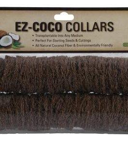 EZ Clone EZ-Coco Collars – 35/Pack
