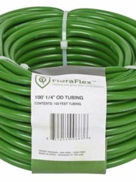 FloraFlex Tubing – 1/4-Inch OD (3/16-Inch ID) x 100-Foot