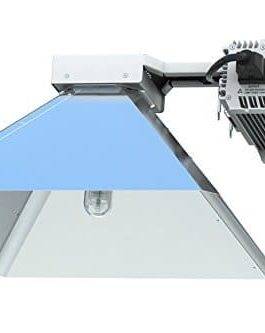 Nanolux CMH-315NC-SLF,CMHL-315W-3K CMH315 Fixture with Ceramic Lamp Horticultural Metal Halide Grow Light, with 3100k