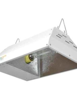 Sun System Sunlight 125 Fluorescent Fixture w/ Lamp – 960380, Grow Light for Indoor Hydroponics Gardening Plants Veg and Flower