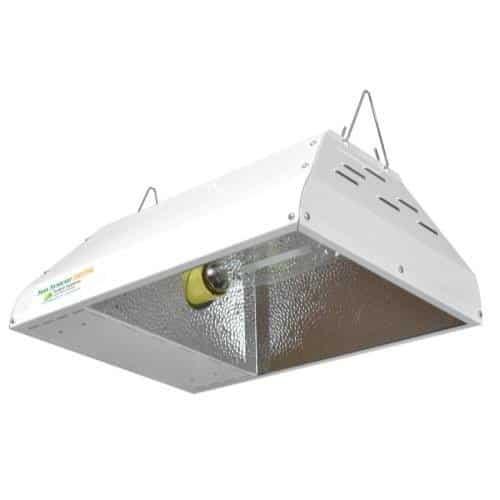 Metal Halide Bulb In Hps Fixture: Sun System HPS Grow Light Fixture With Ultra Sun Lamp