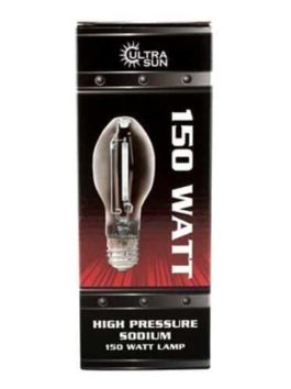 Ultra Sun High Pressure Sodium Lamps