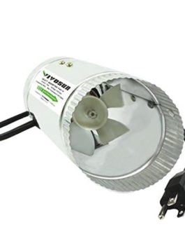 VIVOSUN Inline Duct Booster Fan
