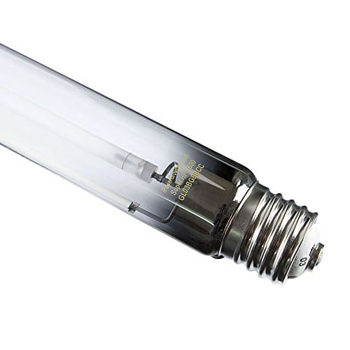 iPower GLBULBH600 600w Watt Super Grow Light High Pressure Sodium HPS Bulb Grow Lights