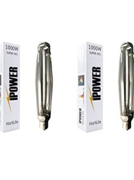 iPower HPS Grow Light Lamp Bulb