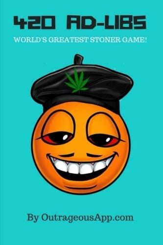 420 Ad-Libs: World's Greatest Stoner Game Cannabis Games