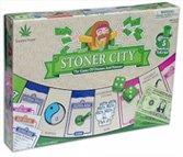 Stonerware Stoner City Board Game, Multi Cannabis Games