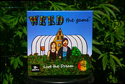 WEED the Game Cannabis Games