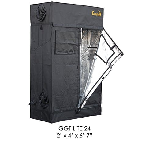 2′ x 4′ x 6'7″ Adjustable Height Grow Tent